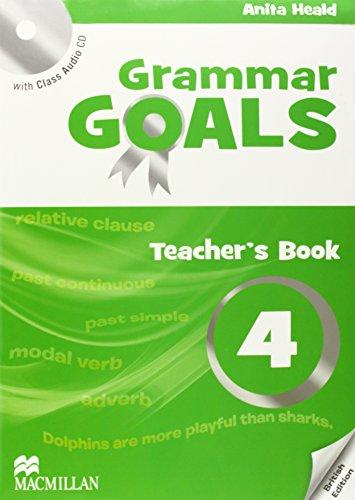 9780230445925: Grammar Goals 4 Teacher's Book Pack