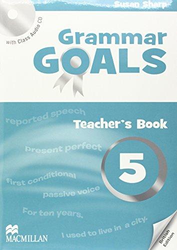 9780230445994: Grammar Goals: Level 5: Teacher's Book Pack