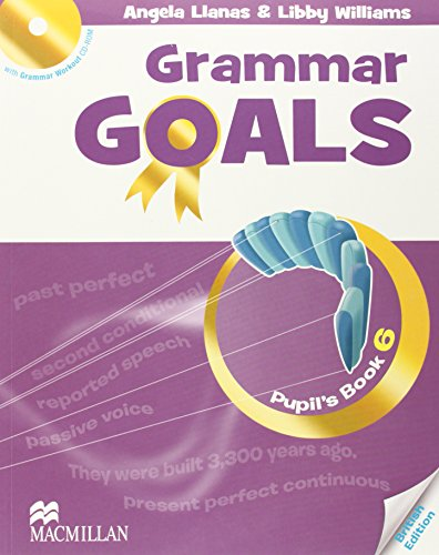 9780230446045: GRAMMAR GOALS 6 Pb Pk (Grammar Goals American English)