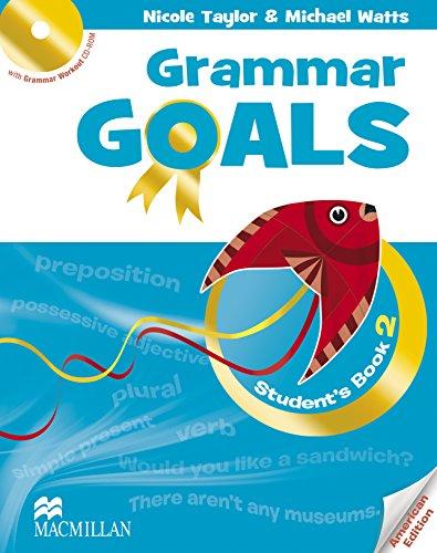 9780230446182: Grammar Goals - Level 2 - Student's Book Pack - American English