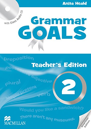 9780230446205: American Grammar Goals: Level 2: Teacher's Book Pack (Grammar Goals American English)