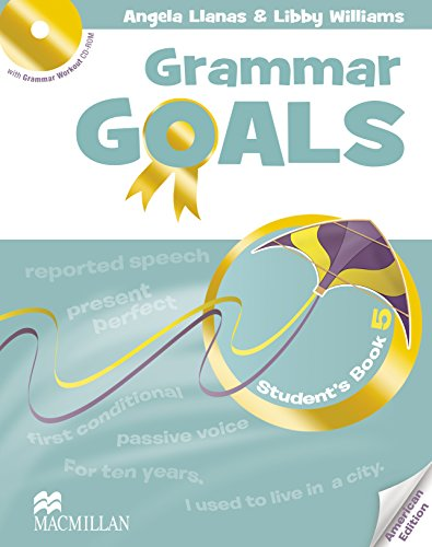 9780230446397: Grammar Goals - Level 5 - Student's Book & CD Rom - American Edition