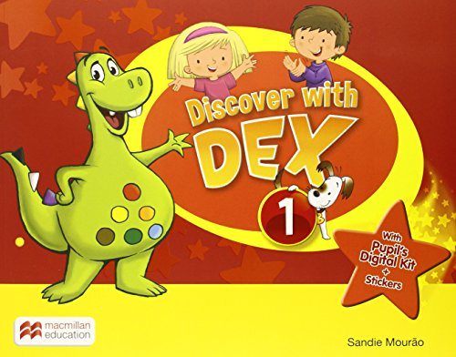 9780230446649: DISCOVER WITH DEX LEVEL 1 PUPIL'S BOOK INTERNATIONAL PACK