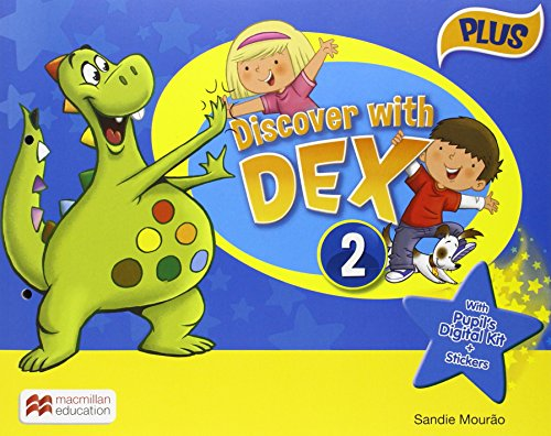 9780230446793: DISCOVER WITH DEX 2 Pb Pack Plus
