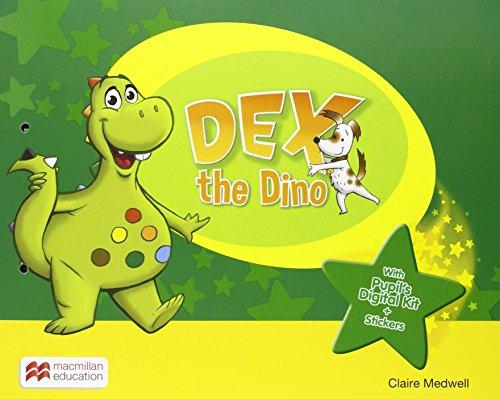 9780230446946: DEX THE DINO Pb Pack