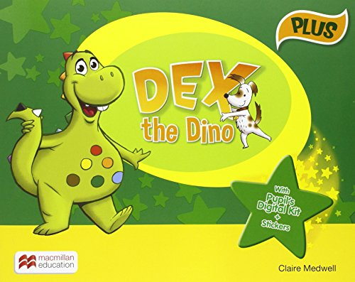9780230446953: DEX THE DINO ALUM PACK PLUS