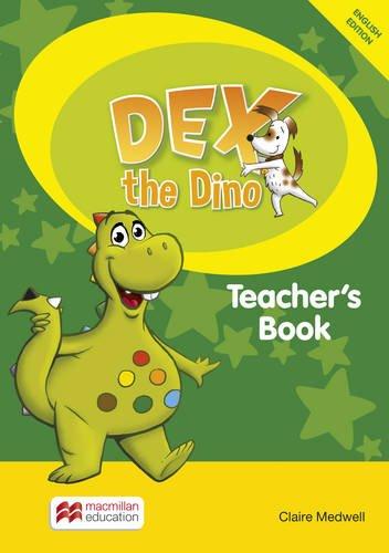 9780230446960: Dex the Dino Teacher's Book
