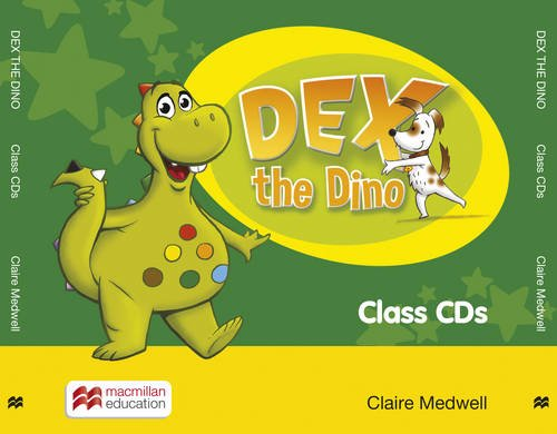 Dex the Dino: Sandie Mourao