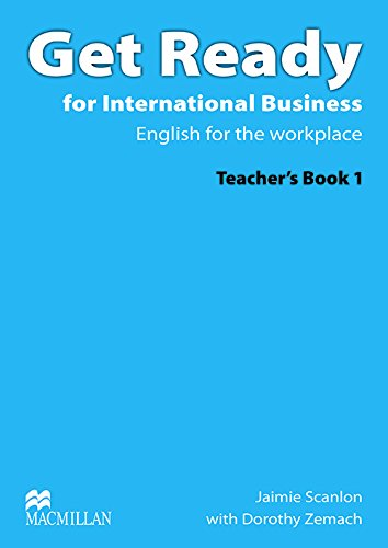 Get Ready For International Business 1 Teacher: Andrew Vaughan, Dorothy
