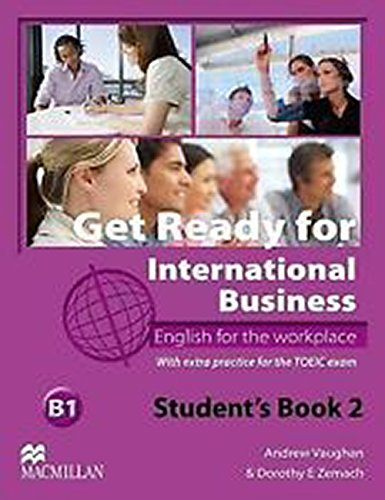 9780230447929: Get Rea Int Bus Pre Int Tb (Get Ready for International Business)