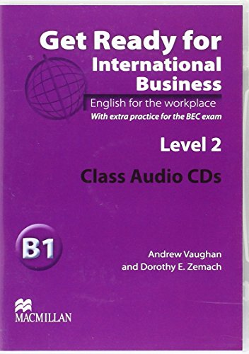 Get Ready For International Business 2 Class: Andrew Vaughan, Dorothy
