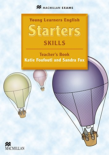 9780230449015: Young Learners English Skills Teacher's Book Pack Starters