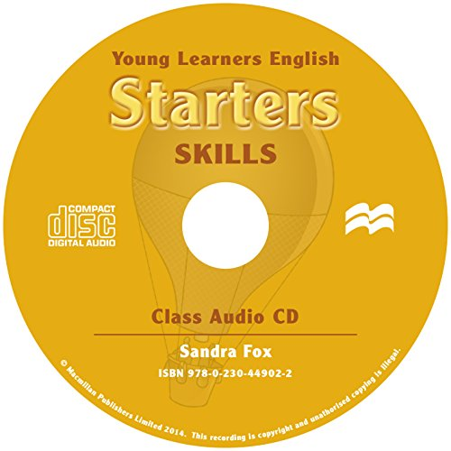 9780230449022: Young Learners English Skills Audio CD Starters