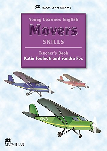 9780230449060: Young Learners English Skills Teacher's Book Pack Movers