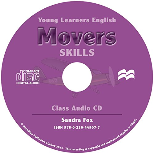9780230449077: Young Learners English Skills Audio CD Movers