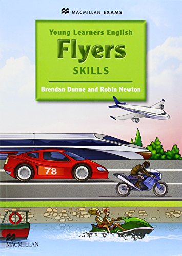 9780230449091: Young Learners English Skills Flyers Student's Book