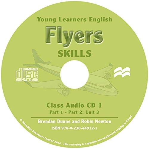 Young Learners English Skills Audio CD Flyers: Sandra Fox