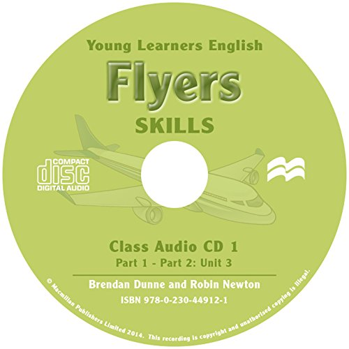 9780230449121: Young Learners English Skills Audio CD Flyers