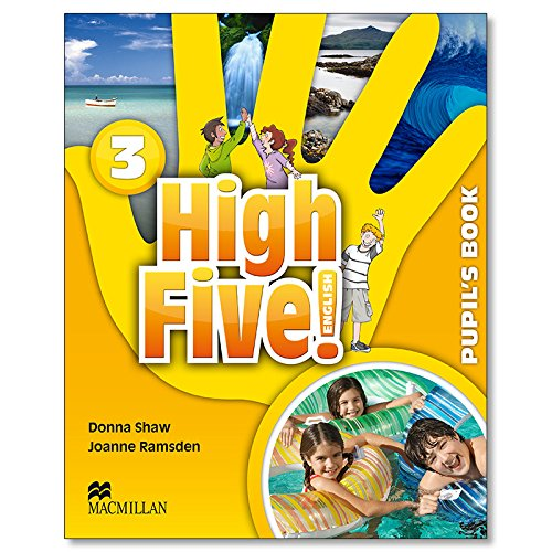9780230449169: HIGH FIVE ENG 3 ALUM