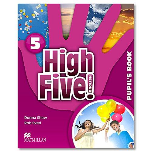 9780230449206: HIGH FIVE ENG 5 ALUM