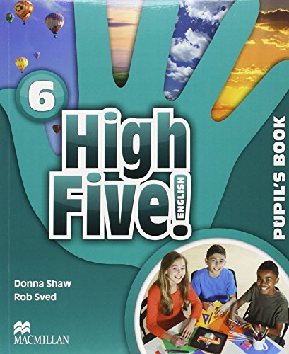 9780230449213: HIGH FIVE ENG 6 ALUM