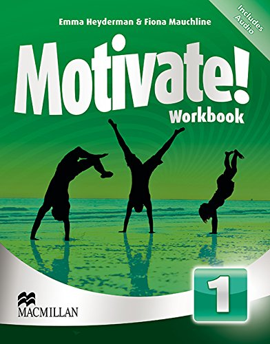 9780230451346: Motivate Workbook Pack Level 1 - Includes CD-ROM (Motivate Level 1)