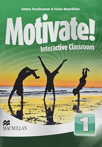 9780230451407: Motivate! IWB DVD-ROM Level 1