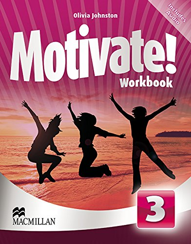 Motivate! Workbook Pack Level 3: Johnston, Olivia