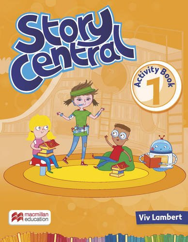 9780230451988: Story Central Level 1 Activity Book
