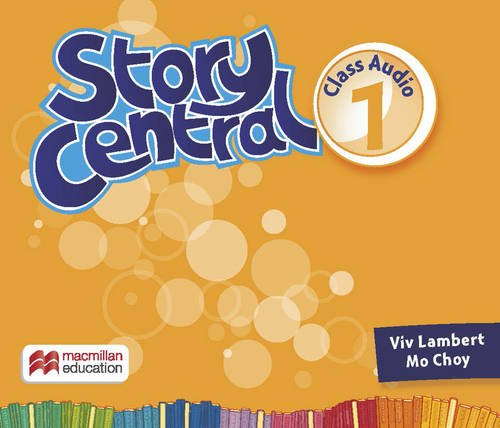 9780230452015: Story Central Level 1 Class Audio CD