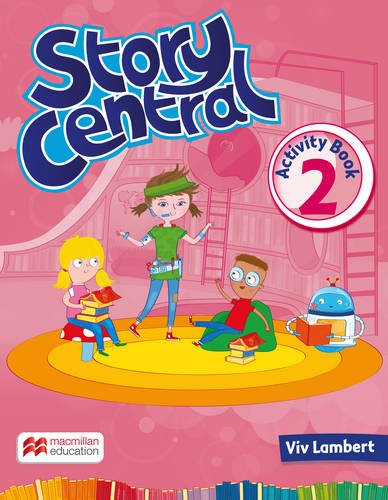 9780230452077: Story Central Level 2 Activity Book