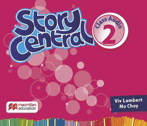 9780230452107: Story Central Level 2 Class Audio CD
