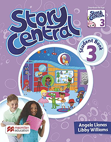 9780230452152: Story Central Level 3 Student Book Pack