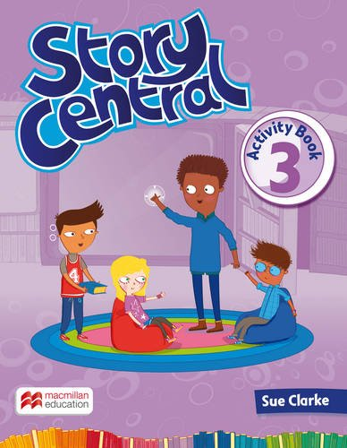9780230452169: Story Central Level 3 Activity Book