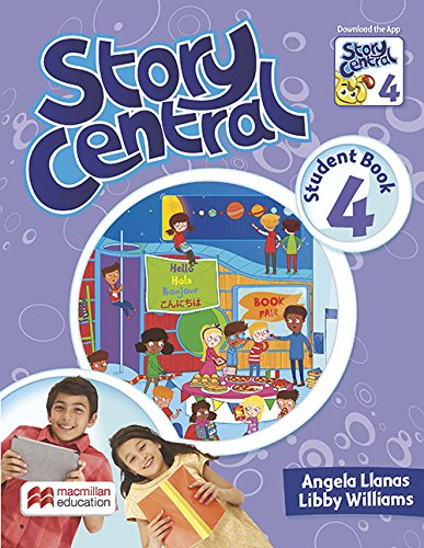 9780230452244: Story Central Level 4 Student Book Pack