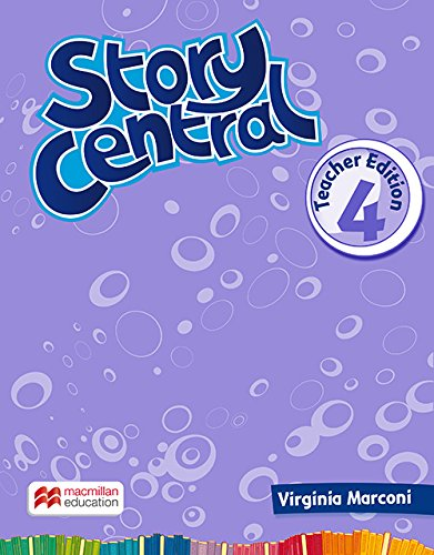 9780230452275: Story Central Level 4 Teacher Edition Pack