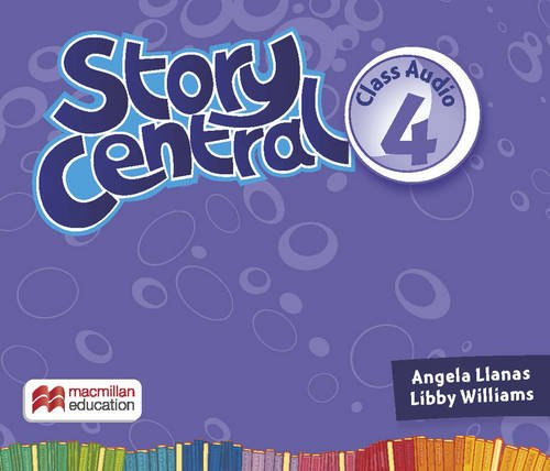 9780230452282: Story Central Level 4 Class Audio CD