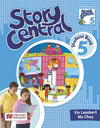 9780230452336: Story Central Level 5 Student Book Pack