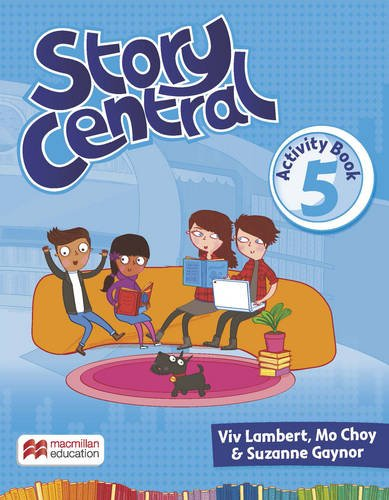 Story Central Level 5 Activity Book (Paperback): VIV Lambert