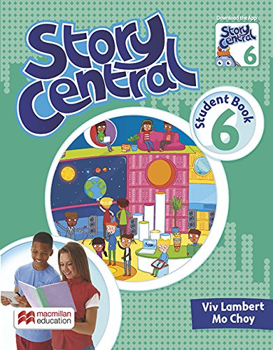 9780230452428: Story Central Level 6 Student Book Pack