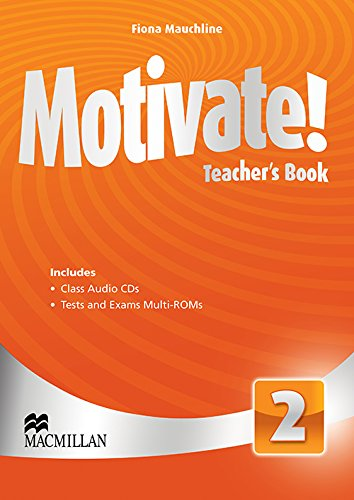 9780230452602: Motivate! Teacher's Book Pack Level 2
