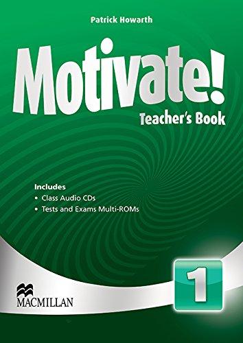 9780230452695: Motivate Teacher's Pack Level 1 - Includes Class Audio