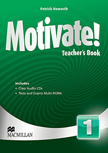 9780230452695: Motivate Teacher's Pack Level 1 - Includes Class Audio