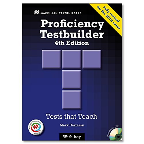 9780230452732: New Proficiency Testbuilder Student Book - Audio CD + Key + MPO Pack