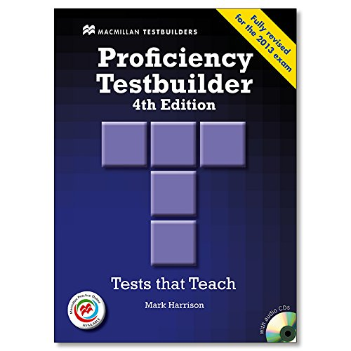 9780230452749: New Proficiency Testbuilder Student Book - Audio CD + Key + MPO Pack
