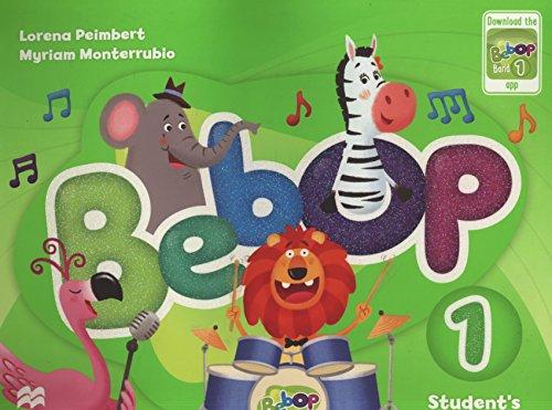 9780230452930: Bebop 1 Student's Book Pack