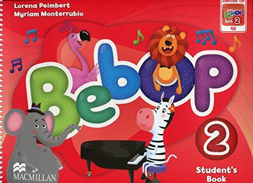 9780230453036: Bebop 2 Student's Book Pack