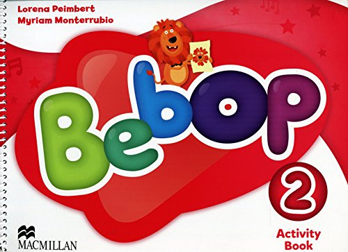 9780230453043: Bebop: Activity Book Level 2