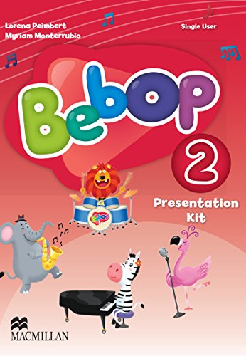 9780230453104: Bebop 2 Teacher's Presentation Kit