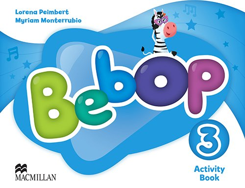 9780230453142: Bebop: Activity Book Level 3